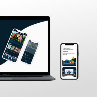 Boss TV Mobile App Redesign