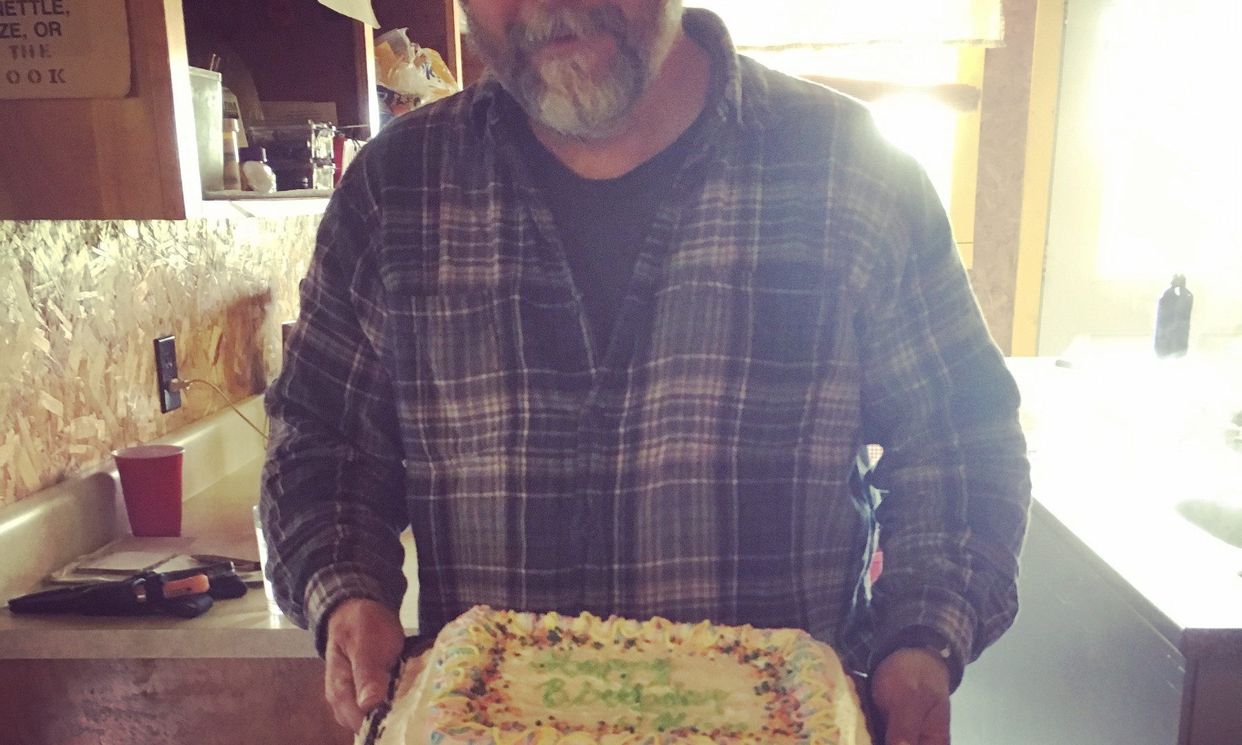 Happy Birthday to Henderson's and Mr. Joe Bowen!