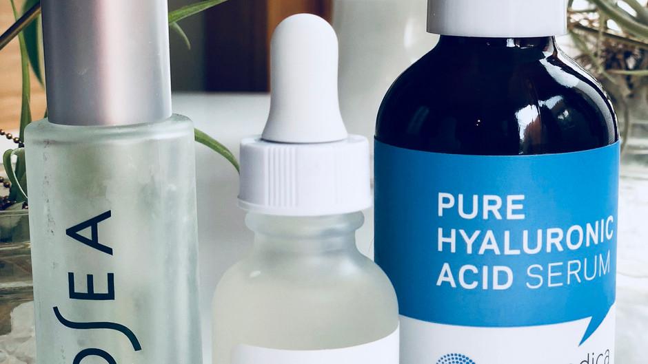 Minimalist Skincare Routine for Sensitive Skin AM - Vegan and CF
