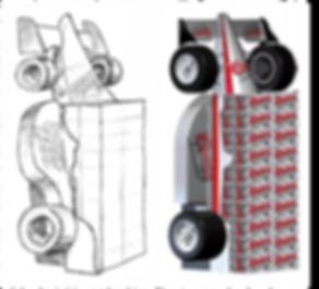 Concept Design, Rendering, Display Manufacturing
