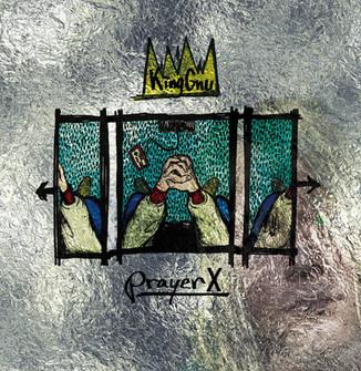 King Gnu - Prayer X Degital Released Art Work