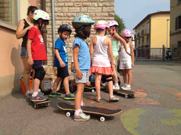 Corso Skate Spooky Sport