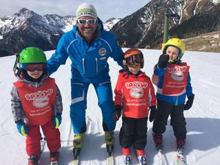 Tutto quello che devi sapere sullo sci per i bambini