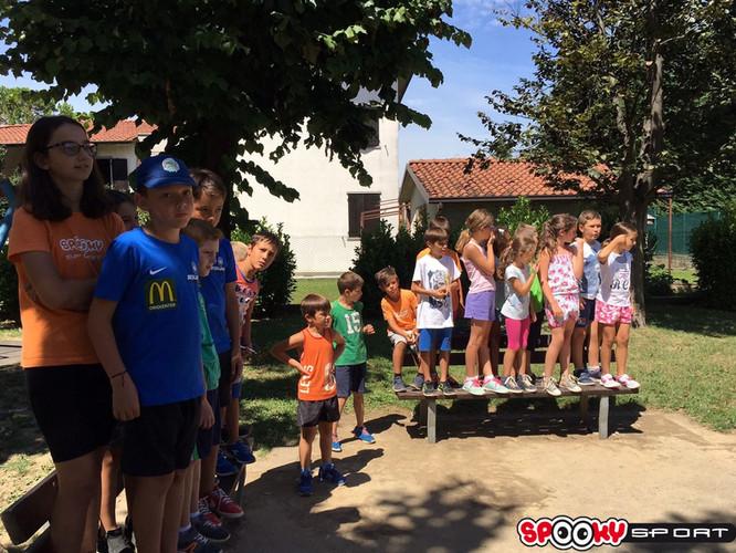 Corso Parkour Spooky Sport