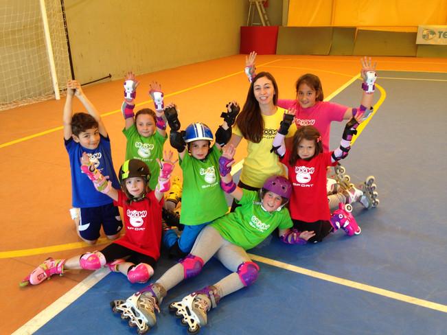 Corso Roller Spooky Sport