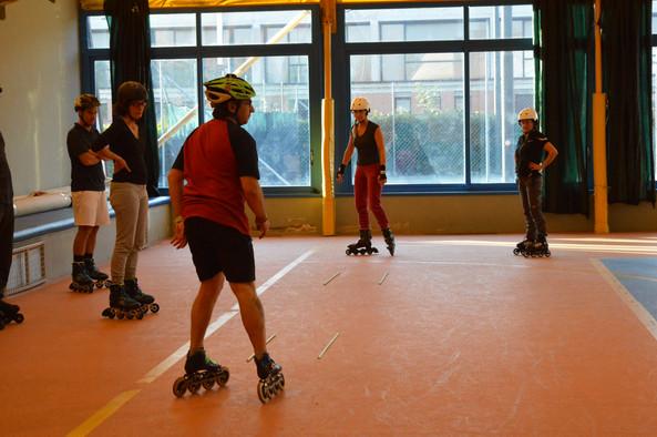 Corso di Roller adulti Spooky Sport