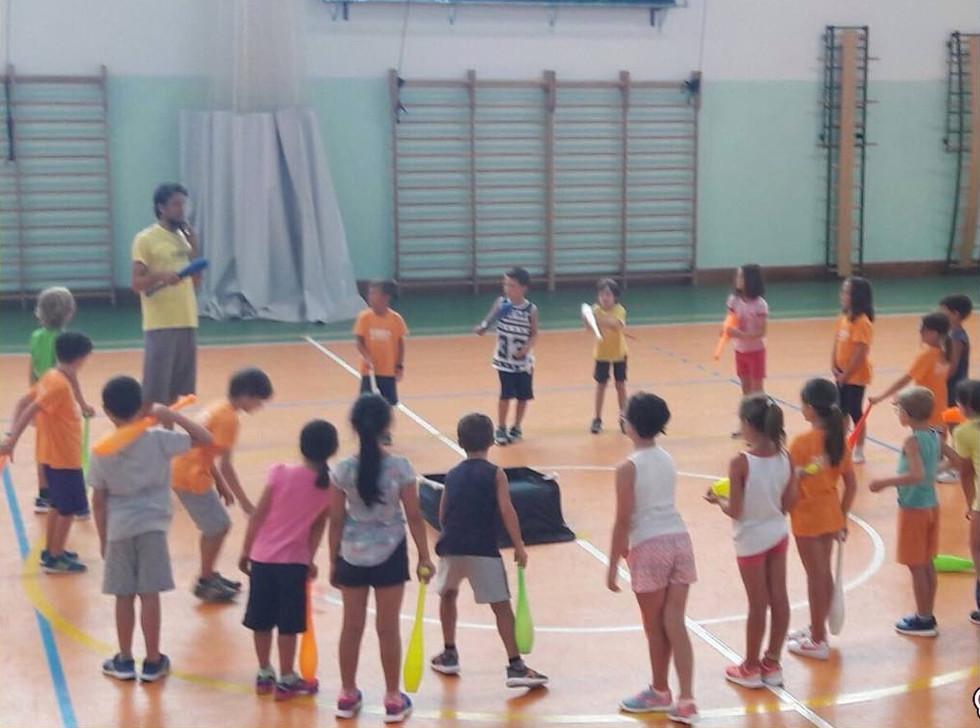 Corso Play & fun Spooky Sport