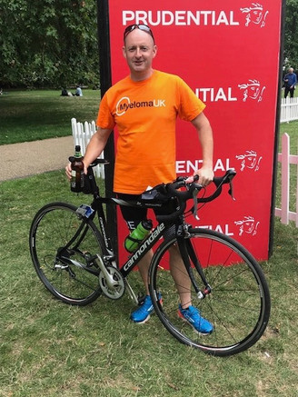Prudential London Ride 2019.