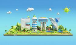 MK_3DIllustration_Citypark