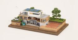 MK_3DIllustration_HouseCrosssection