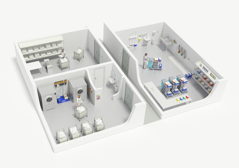 Hagleitner_3DIllustration_Putzraum_Update2