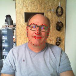 Character animator tagt Hans met webcam