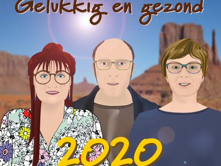 Gelukkig en gezond 2020!