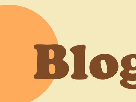 Nieuwe website, nieuwe blog!