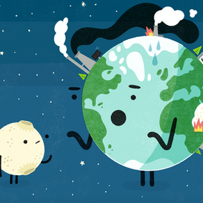 A Little Goes a Long Way: Saving Our Planet