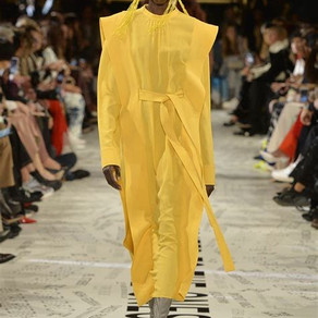 Looking For Sustainability in High Fashion