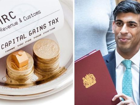 HMRC considering Capital Gains Tax Increases