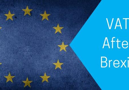 EU VAT after Brexit
