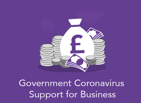 Government Coronavirus Support for Business