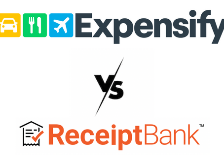 Expensify or Receiptbank – which is the better receipting software?