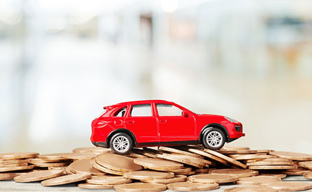 Accounting for PCP car finance contracts