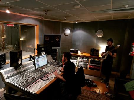 Back in the Studio!