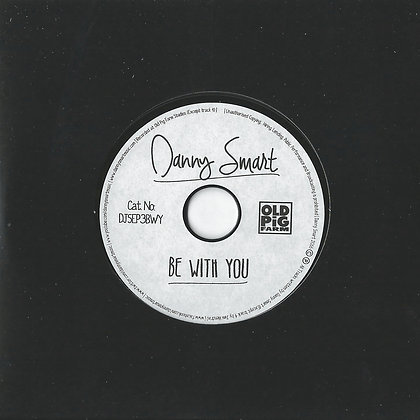 Be With You EP - Physical Copy
