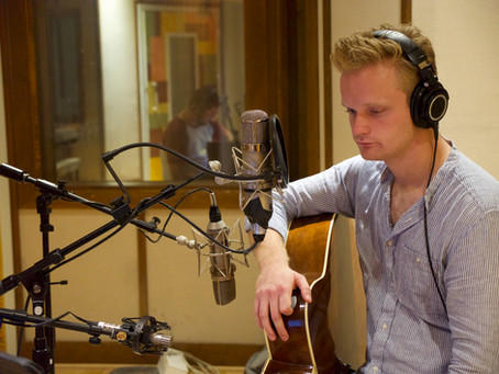 Blackbird Studios, Nashville: Day 1