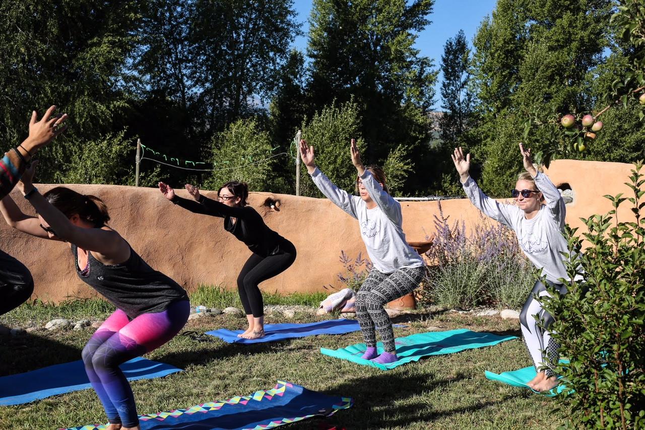 Women of Colorado Salida Retreat