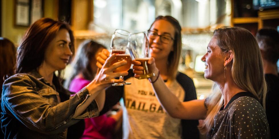 Buena Vista Beer Flight, Brewery Tour, Women's History in Beer & Snacks at Eddyline