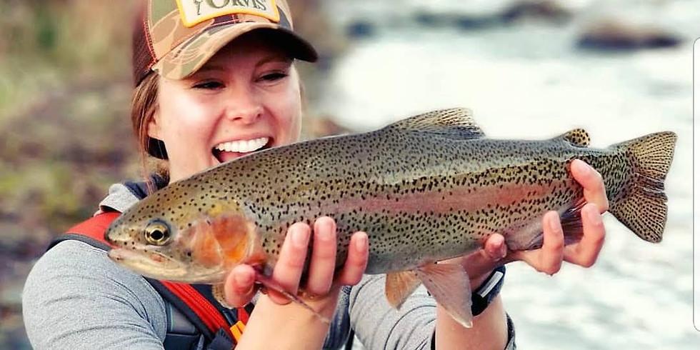 Fly Fishing 101 at Devil's Thumb Ranch