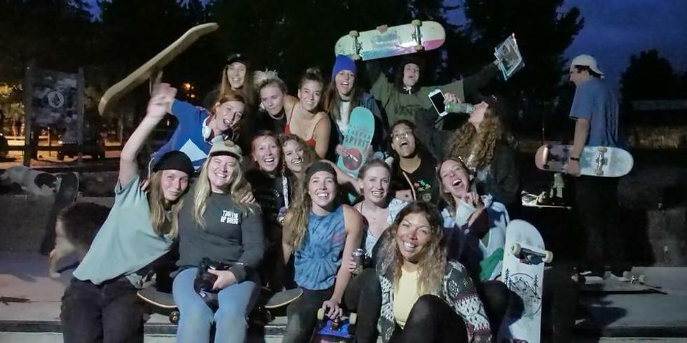 Leadville Skate Date