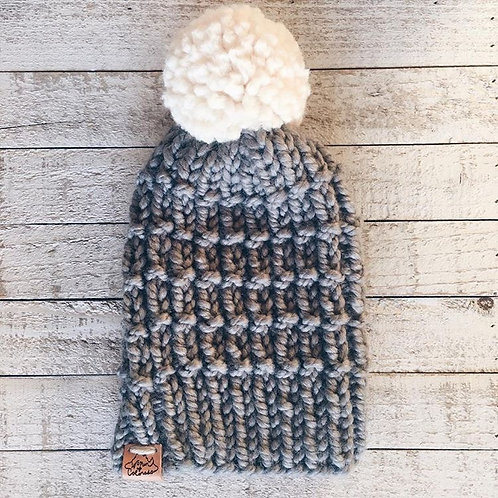 Women of Colorado Knit Beanie Hat
