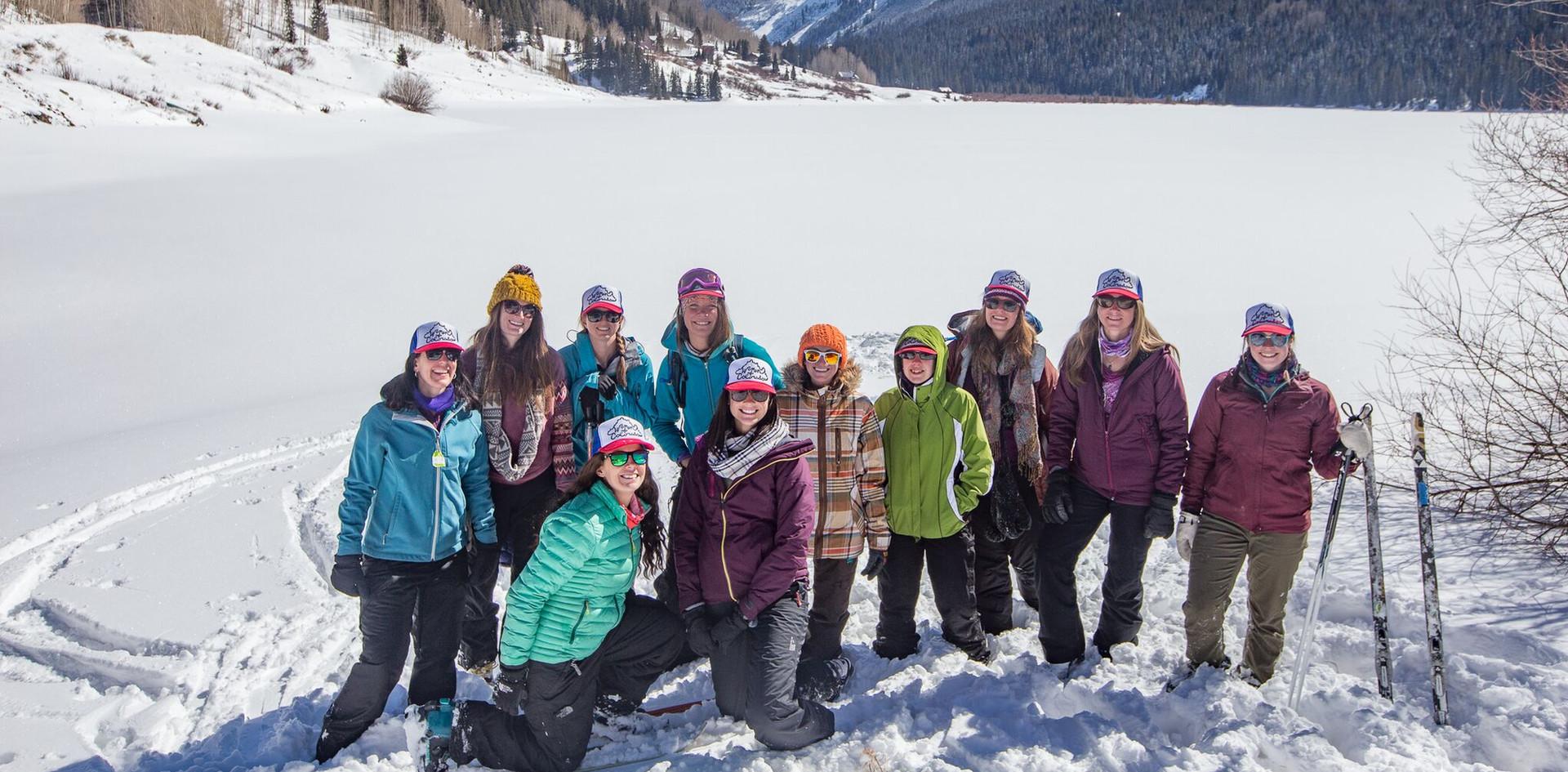 Women of Colorado Telluride Retreat