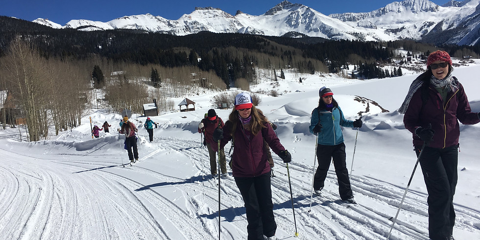 Durango Bottomless Make-Your-Own Bloody Mary Brunch & XC Skiing or Snowshoeing