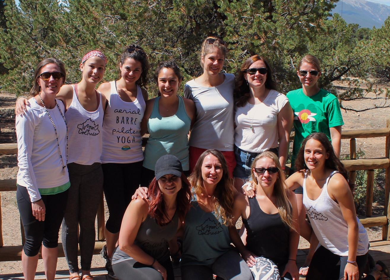 Women of Colorado Buena Vista Retreat
