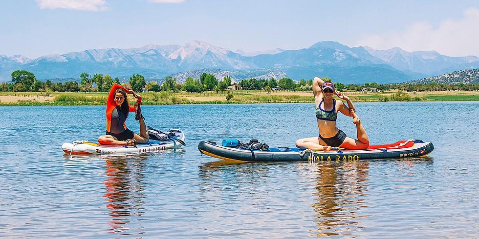 Durango Paddleboarding Meet-Up