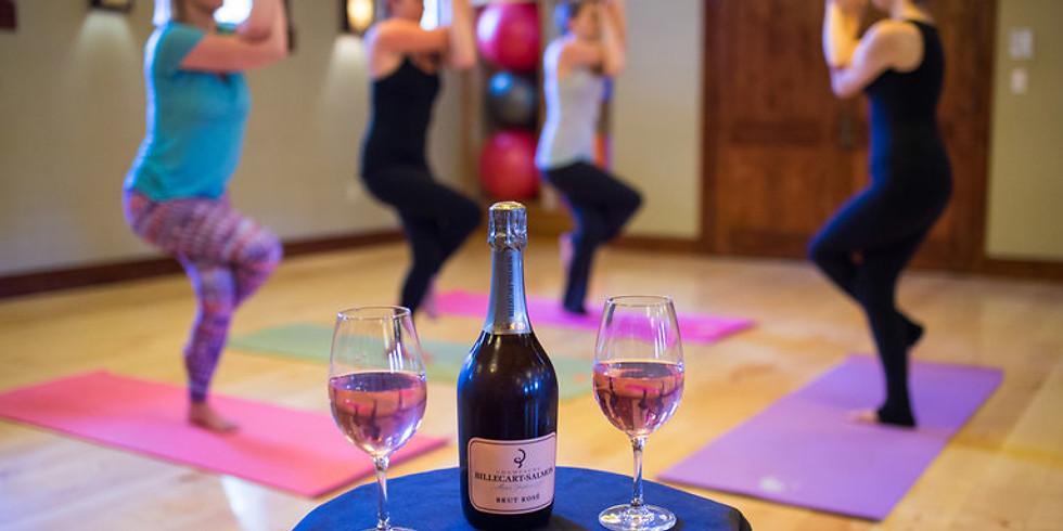 Durango Vino-Yasa Yoga Class & Wine Tasting