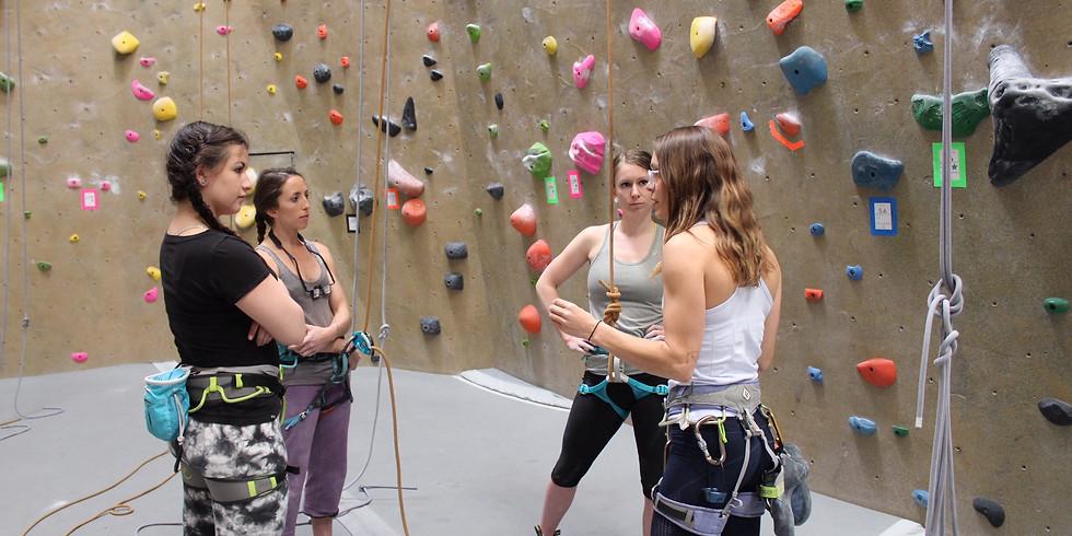 Grand Junction Indoor Climbing Meet-Up
