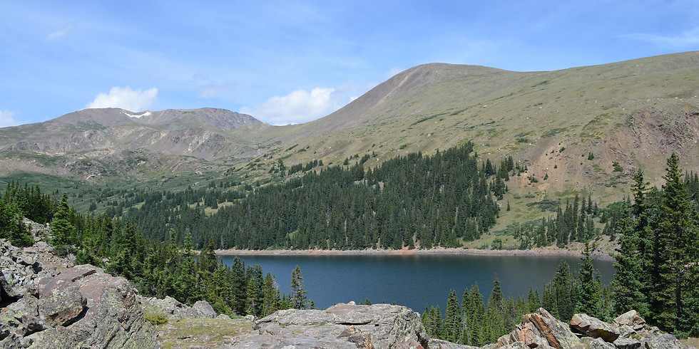 Denver Silver Dollar Lake Fundraiser Hike