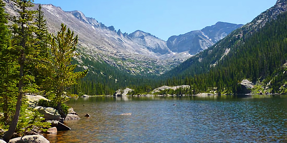 Rocky Mountain National Park Hike to Mills Lake