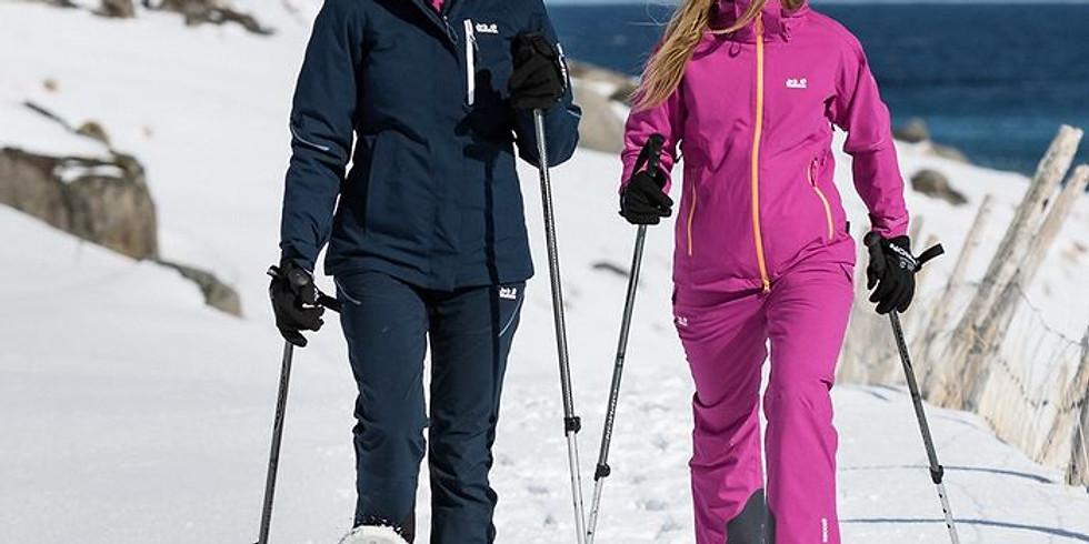 Denver Dog-Friendly Snowshoeing Day