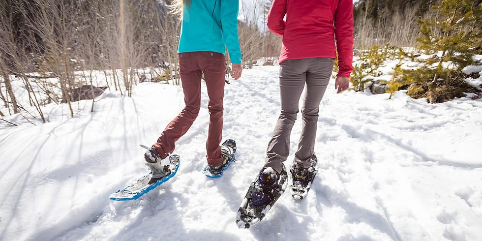 Grand Junction Area Snowshoeing