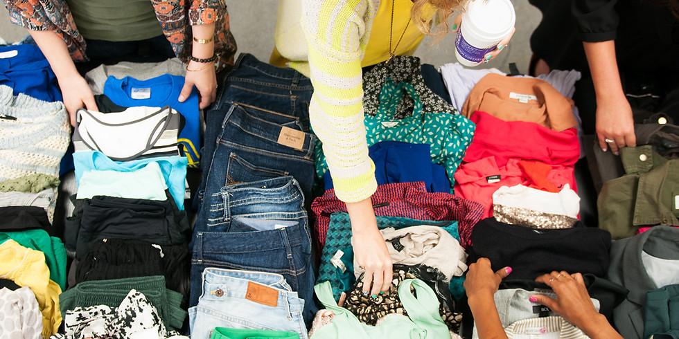 Durango Clothing Swap & Donate