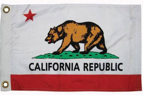 "California 12"" x 18"""