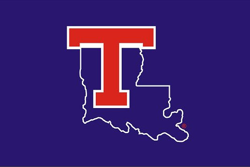 LOUISIANA TECH 2' X 3'