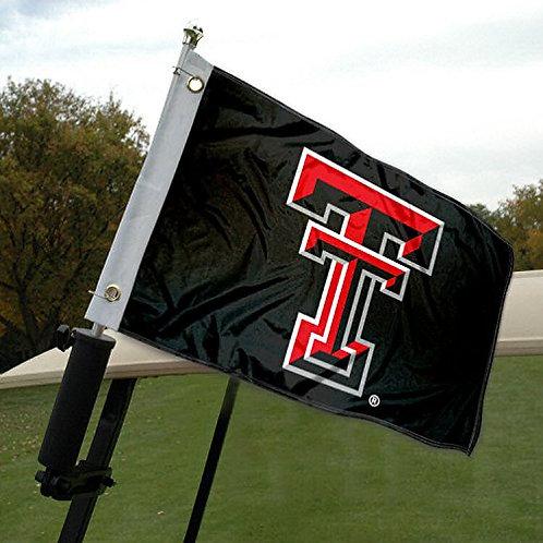 """Texas Tech 12"""" x 18"""""""