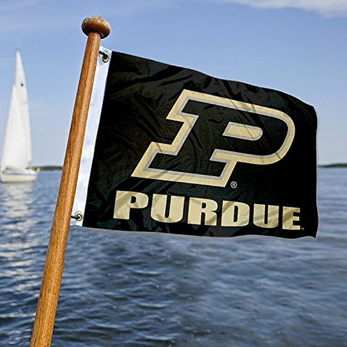 "Purdue 12"" x 18"""