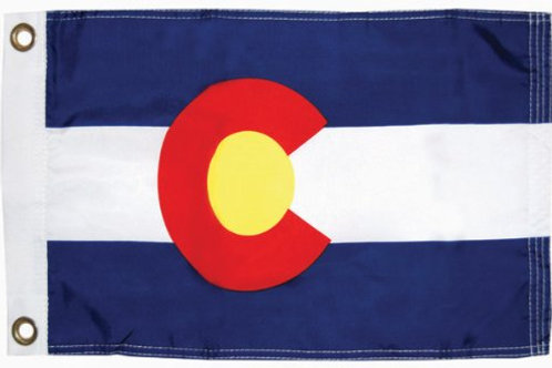 """Colorado 12"""" x 18"""""""
