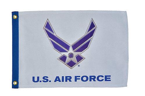 "US Air Force Lusture 12"" x 18"""